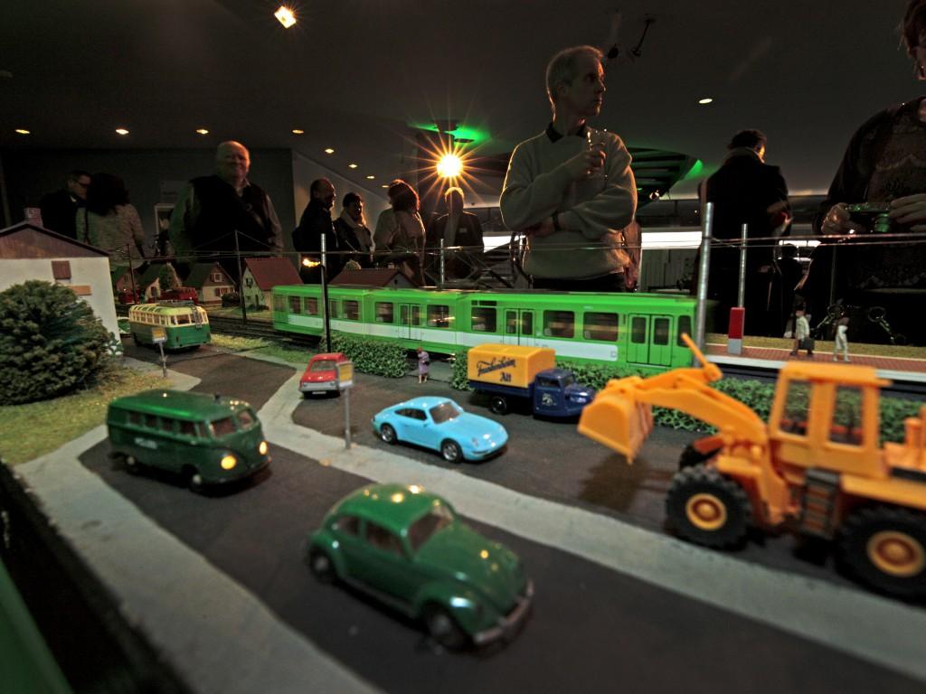 üstra, Elektromobilität Ausstellung im Historischen Museum