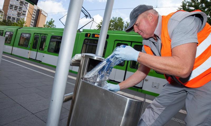 Wie wir dem Müll eine Abfuhr erteilen