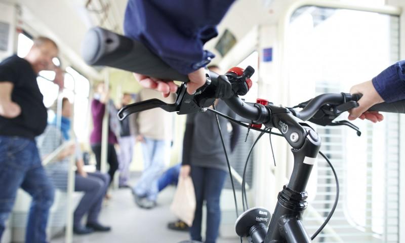 Mit dem Fahrrad in Bus und Bahn