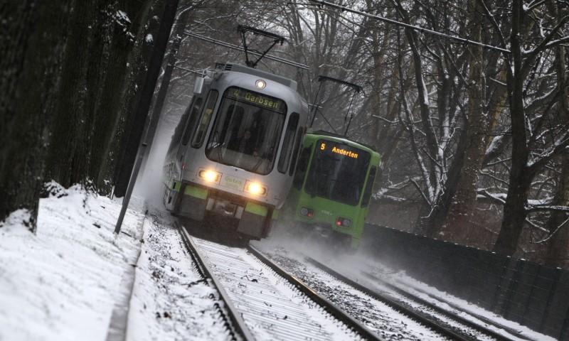 Schnee von heute: Warum sich die Räder trotzdem weiterdrehen