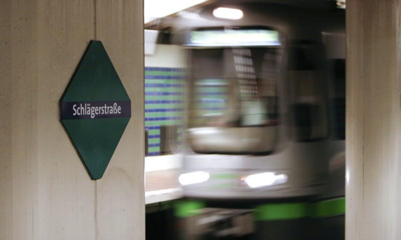Nächster Halt: Schlägerstraße