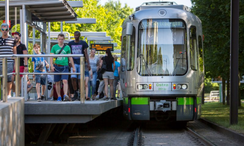 Niederflurstadtbahnen in Hannover – Ein Gedankenexperiment