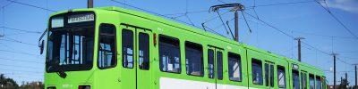 6001: Das Besondere am ersten grünen Stadtbahnwagen
