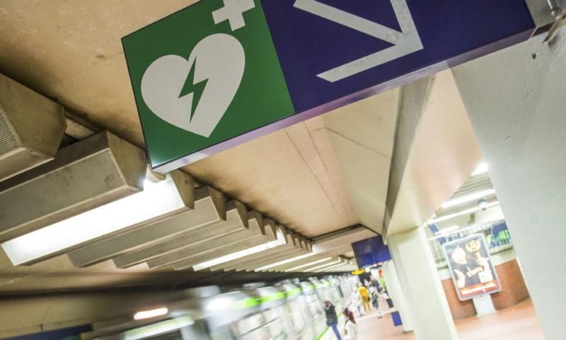 Herzenssache: Mit Defibrillatoren Leben retten