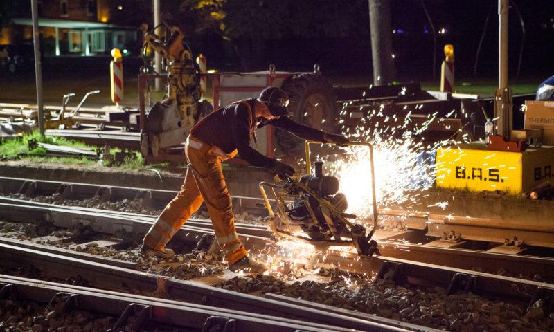 Gleisbau ist nicht gleich Gleisbau