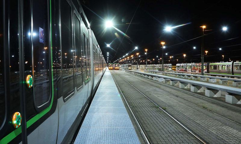 Nahverkehr bei Nacht: Keine Ruhe im Gleisbett!