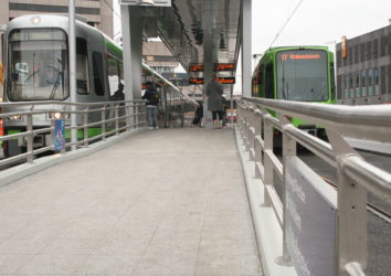 Hochbahnsteige: Ein großer Aufwand - Ein noch größerer Nutzen