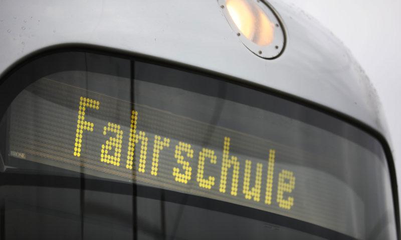 Nächster Halt: Stadtbahnführerschein