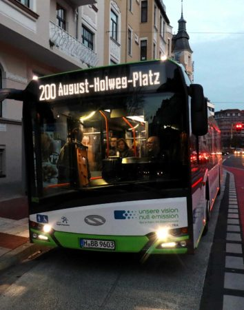 Stress in the City – Die Buslinie 100/200