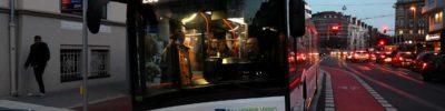 Stress in the City – Die Buslinie 100/200