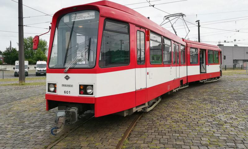 Neues aus der Werkstatt: Wie geht es dem TW 601?
