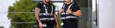 protec U-Bahnwachen: Starke Typen – Starker Service