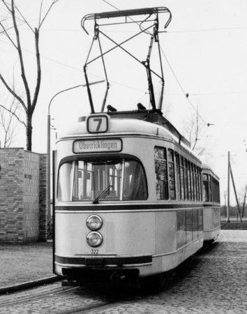 Mein Leben mit der Straßenbahn - Teil 1:  Die Fahrt zur Vorstunde
