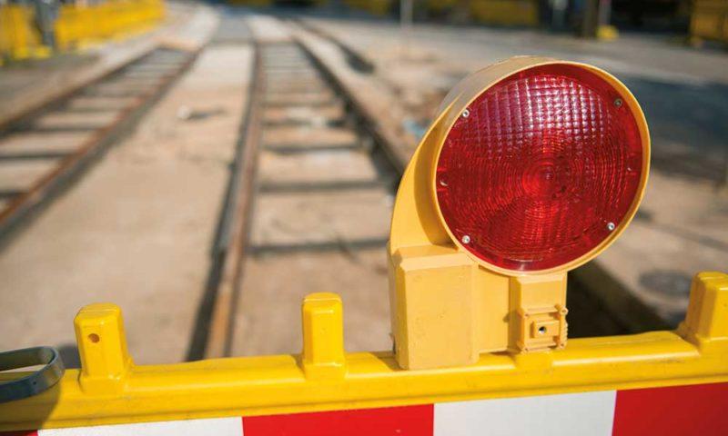 Baumaßnahmen 2019: Pflege für Gleise, Weichen und Hochbahnsteige