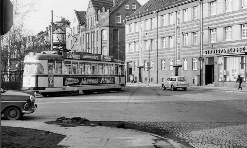 Mein Leben mit der Straßenbahn: Auf dem Schulweg
