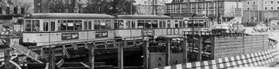 Mein Leben mit der Straßenbahn: Das große Loch