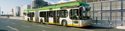 Vor zwanzig Jahren bekam Hannover den Bus der Zukunft
