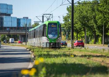 Das Herzstück des Stadtbahnverkehrs