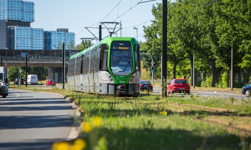 Die A-Strecke: Das Herzstück des Stadtbahnverkehrs