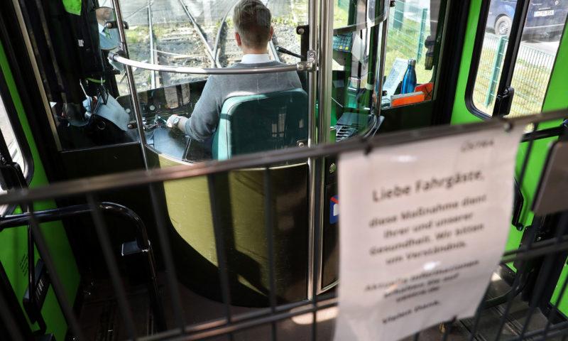 Fahrdienst während der Coronakrise: Arbeitsalltag in außergewöhnlichen Zeiten