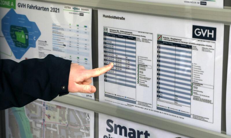 Der ÜSTRA Fahrplanwechsel 2020 - Gute Vorsätze direkt umgesetzt!