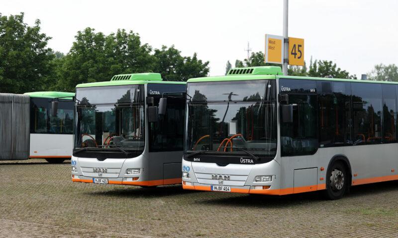 Wie baue ich einen Busbetriebshof in nur 48 Stunden?